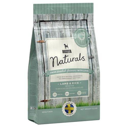 Bozita Naturals Sensitive, jagnięcina i ryż - 12 kg (7311030136427)