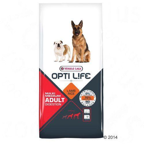 Karma Versele Laga Adult Digestion Medium&Maxi karma dla psa 12,5kg- natychmiastowa wysyłka, ponad 4000 punktów odbioru!