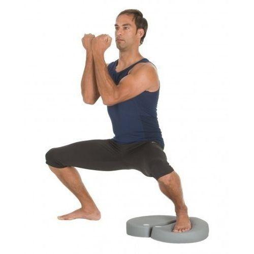 Togu Trener równowagi aero-step xl functional - srebrny