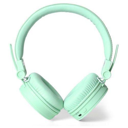 Słuchawki FRESH N REBEL BLUETOOTH CAPS PEPPERMINT (001563060000) Darmowy odbiór w 19 miastach!