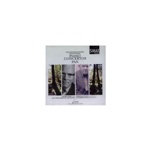 David monrad johansen: piano concerto in e flat major, op. 29 / johan kvandal: piano concerto, op. 85 marki Simax classics