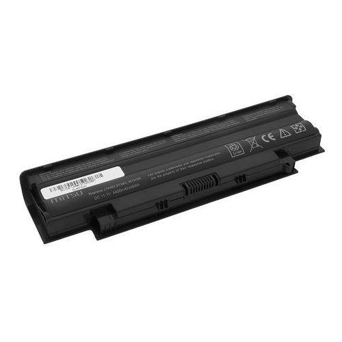 Nowa bateria do laptopa dell 13r, 14r, 15r (4400mah) marki Mitsu