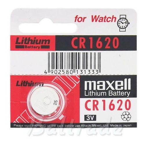 bateria litowa Maxell CR1620, m53