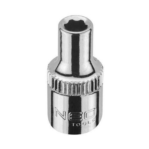 Nasadka sześciokątna NEO 08-220 1/4 cala Superlock 4 mm (5907558403787)