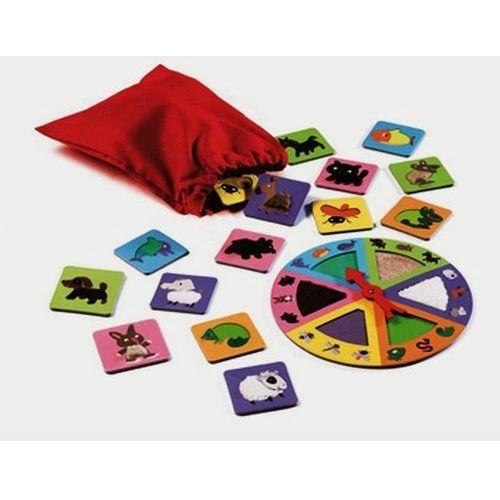 Gra edukacyjna Lotto ruletka - produkt z kategorii- Gry dla dzieci