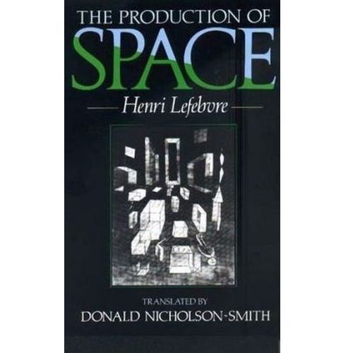 Production of Space (9780631181774)