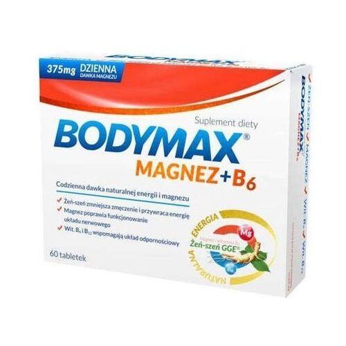 Bodymax Magnez + B6 x 60 tabletek