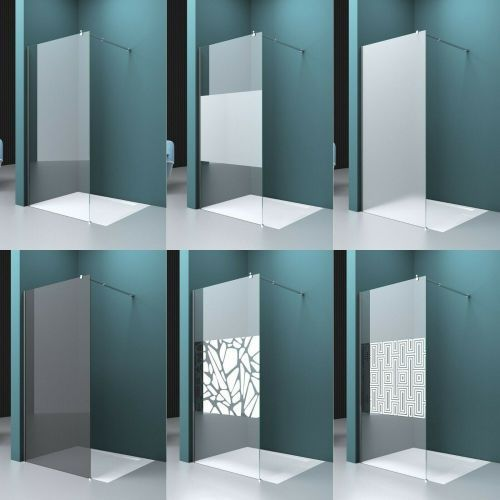 Ścianka prysznicowa walk-in w10 60-160 cm rodzaj szkła do wyboru 10mm marki Swissliniger