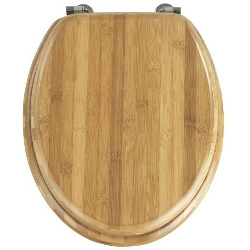 Wenko Deska sedesowa bamboo, (4008838144725)