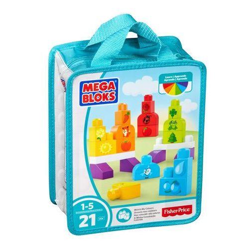 Mega Bloks Klocki Kolorowa układanka