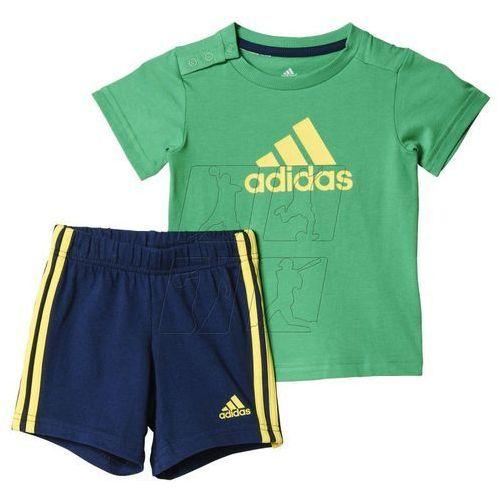 Komplet adidas Summer Easy Boys Set Kids AK2609 z kategorii Komplety odzieży dla dzieci