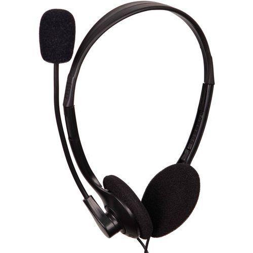 Słuchawki z mikrofonem Gembird MHS-123 Darmowy odbiór w 19 miastach!