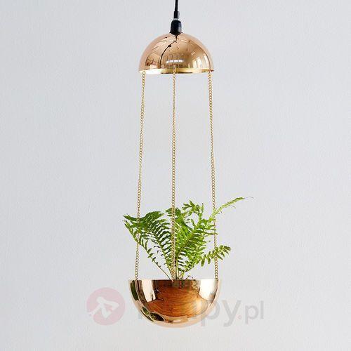 GROW 106656 LAMPA WISZĄCA MARKSLOJD ZŁOTA, kolor złoty