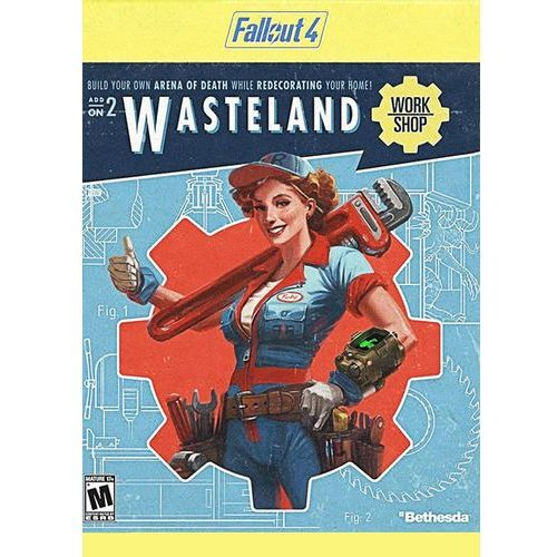 Fallout 4 Wasteland Workshop (PC)