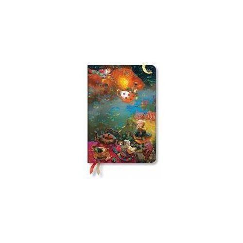 Paperblanks Kalendarz książkowy midi 2019 12m imagination (9781439749173)