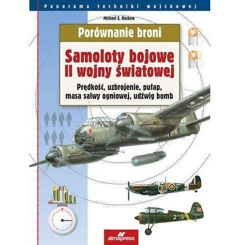 Porównanie broni Samoloty II wojny światowej - Dostawa 0 zł (48 str.)