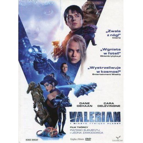 Valerian i miasto tysiąca planet - Add Media. DARMOWA DOSTAWA DO KIOSKU RUCHU OD 24,99ZŁ, 91097804433DV (9854157)
