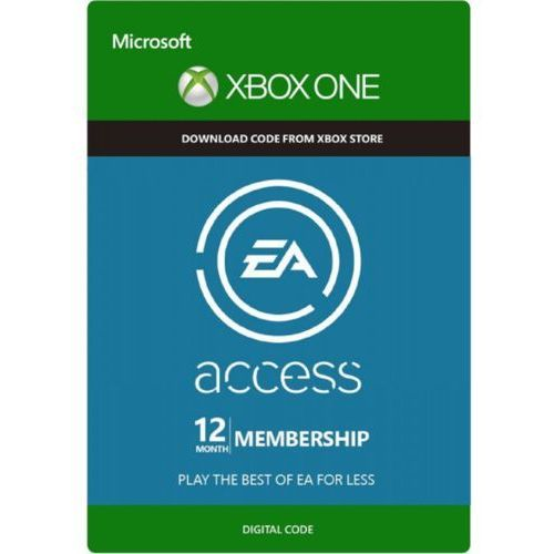 EA Access 12 Months Xbox One CD Key (0875873001160)