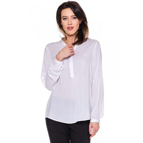 Sobora Koszulowa, biała bluzka -
