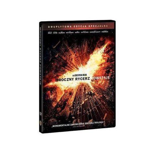 Mroczny Rycerz powstaje (Edycja specjalna) (film)