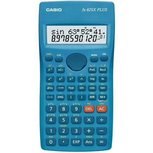 Kalkulator fx-82sx plus + zamów z dostawą jutro! marki Casio