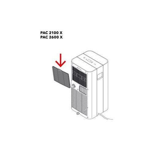 Trotec Pac 2100 x / pac 2300 x / pac 2600 x filtr powietrza