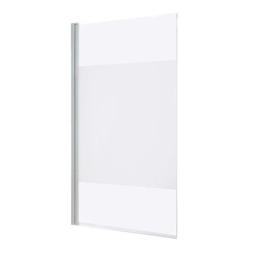 Parawan nawannowy calera 1-częściowy 140 x 85 cm dekor biały marki Goodhome