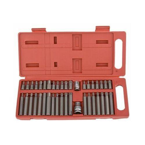 Top tools Zestaw bitów 39d377 40 szt.