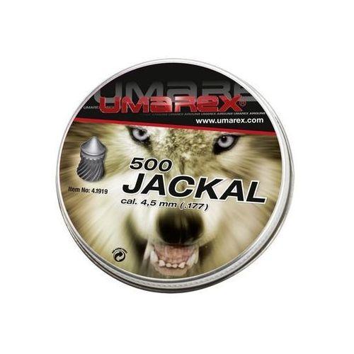Śrut 4,5 mm Umarex Jackal - 500 szt. z kategorii Amunicja do wiatrówek