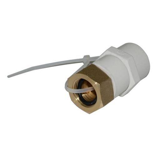 Usmetrix Złączka pvc 1 kw/gw z półśrubunkiem (5907732086140)