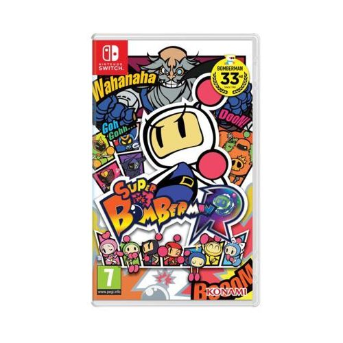 Gra Nintendo Switch Super Bomberman R (4012927085189)
