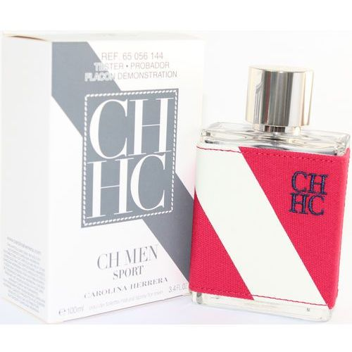 ch men sport edt 100 ml tester marki Carolina herrera