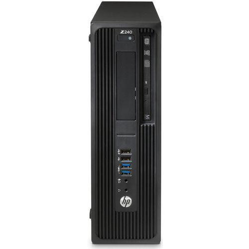 HP Workstation Z240 J9C13EA - Intel Core i5 6500 / 8 GB / 1000 GB / Intel HD Graphics 530 / DVD+/-RW / Windows 10 Pro lub 7 Pro / pakiet usług i wysyłka w cenie (Zestaw komputerowy)