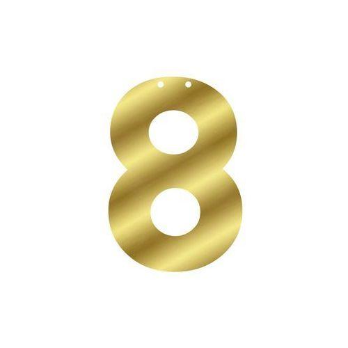 Congee.pl Baner personalizowany łączony - cyfra 8