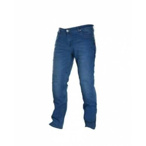 SPODNIE MOTOCYKLOWE LEOSHI JEANS BLUE Rozmiar 40 - męskie ( odpowiednik 3XL ), LSL0548