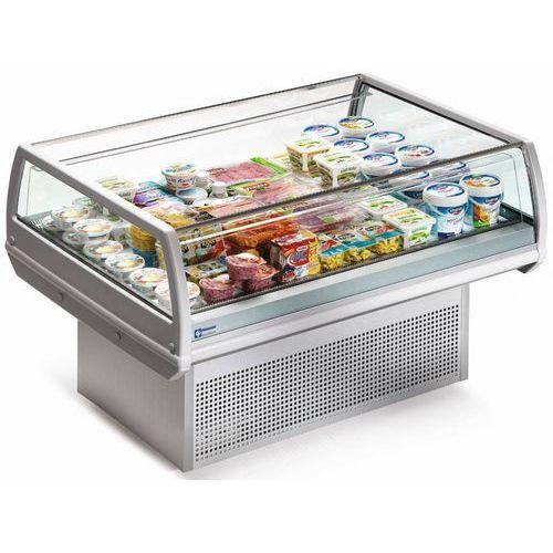 Witryna chłodnicza | +2° +6 | 1290x960x920 z kategorii Szafy chłodnicze i mroźnicze