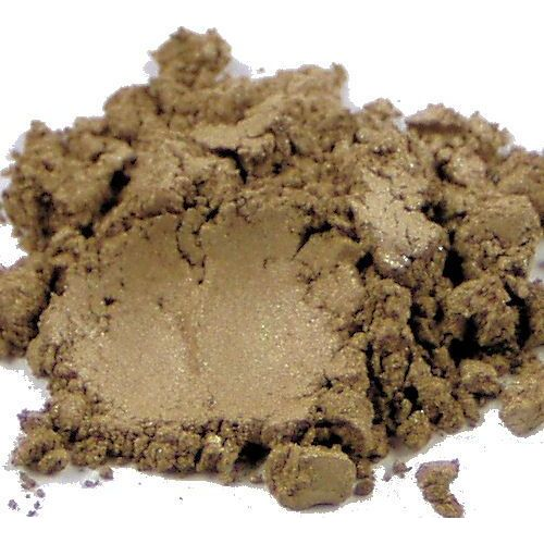 Cień do powiek mineralny - cafe au lait, kosmetyk mineralny marki Rhea