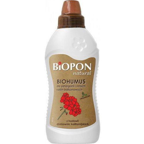 Biohumus do pelargonii i innych balkonowych 0,5l marki Biopon