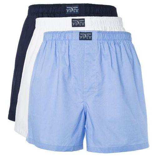 boxer shorts 3 piece czarny niebieski biały xl marki Ralph lauren