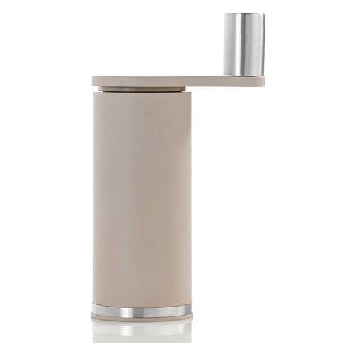 AdHoc - Młynek do pieprzu lub soli SMOOS, beżowy - beżowy (4037571387755)