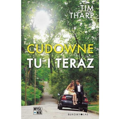 Cudowne tu i teraz - Tharp Tim (2015) - OKAZJE
