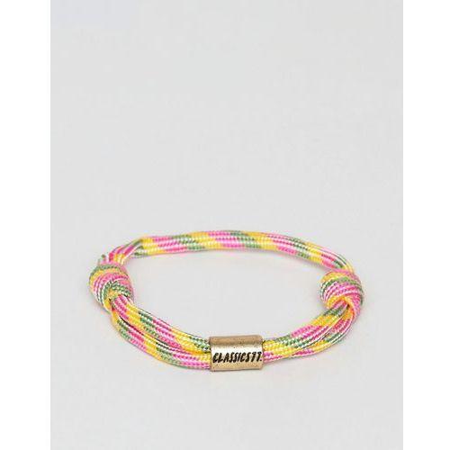 multi woven bracelet - multi marki Classics 77
