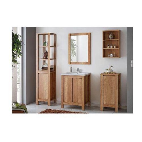 Zestaw mebli łazienkowych 60 cm classic oak marki Comad