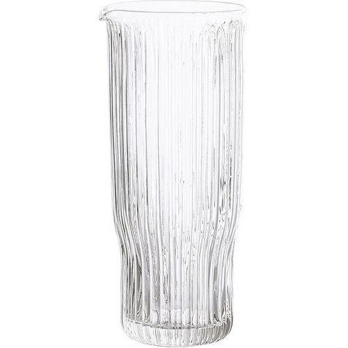 Karafka szklana Bloomingville przezroczysta, 31140779