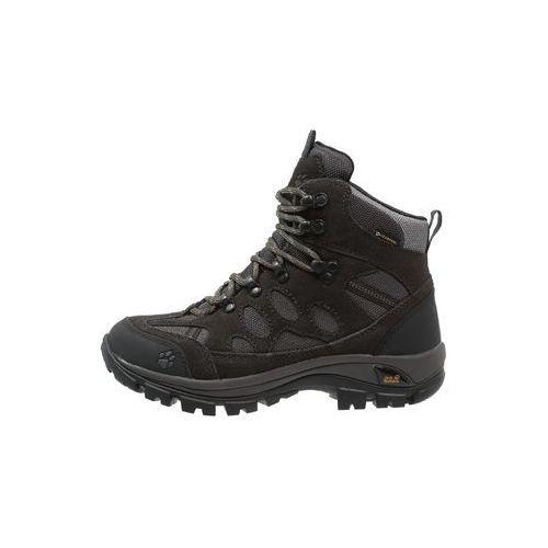 Jack Wolfskin ALL TERRAIN 7 TEXAPORE Buty trekkingowe shadow black - produkt z kategorii- Trekking i Nordic walking