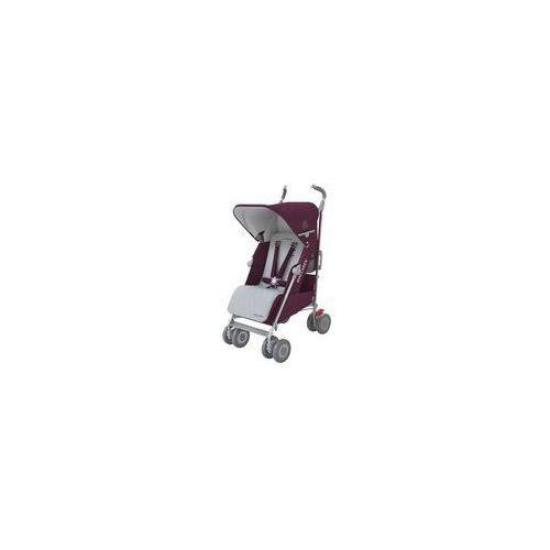 Wózek spacerowy Techno XLR Maclaren (plum/silver)
