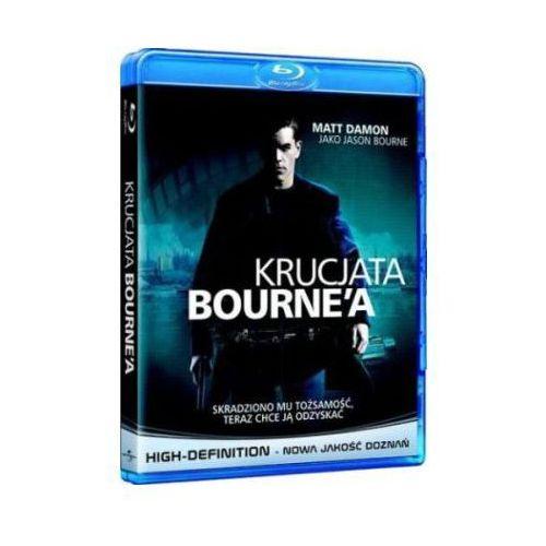 Film TIM FILM STUDIO Krucjata Bourne'a The Bourne Supremacy z kategorii Filmy przygodowe