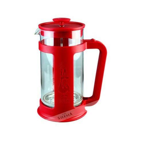Bialetti Zaparzacz press smart czerwony (1000 ml) (8006363023467)