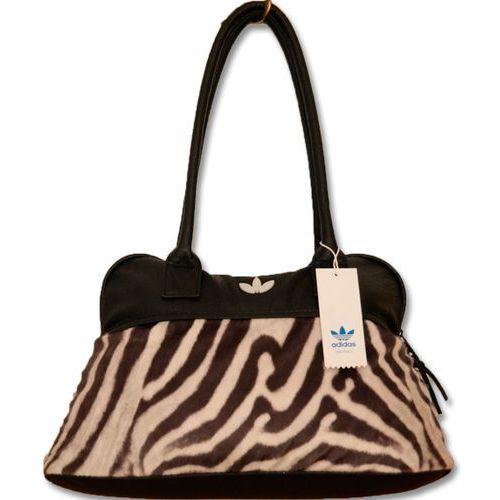 wyjątkowa torba torebka eko skóra marki Adidas