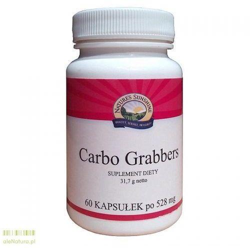 NSP - Carbo Grabbers ( pochłaniacz węglowodanów ) 60 kasułek